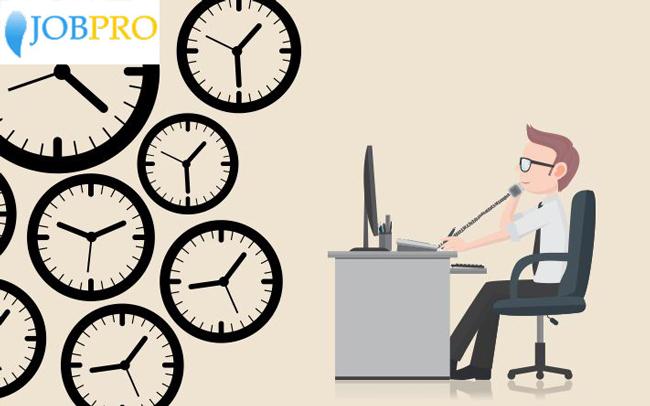 Có thời gian làm việc cố định