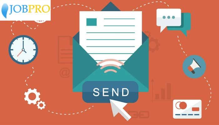 Hình thức đọc email quảng cáo