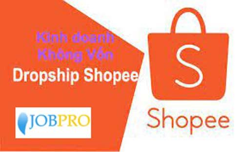 Kiếm tiền với Shopee Dropshipping