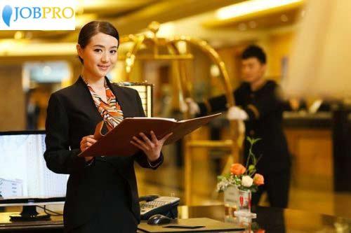 Ngành du lịch, quản lý khách sạn