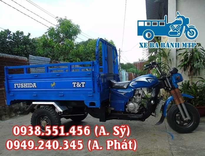 Xe lôi 3 bánh không bị cấm lưu thông trong và ngoài thành phố