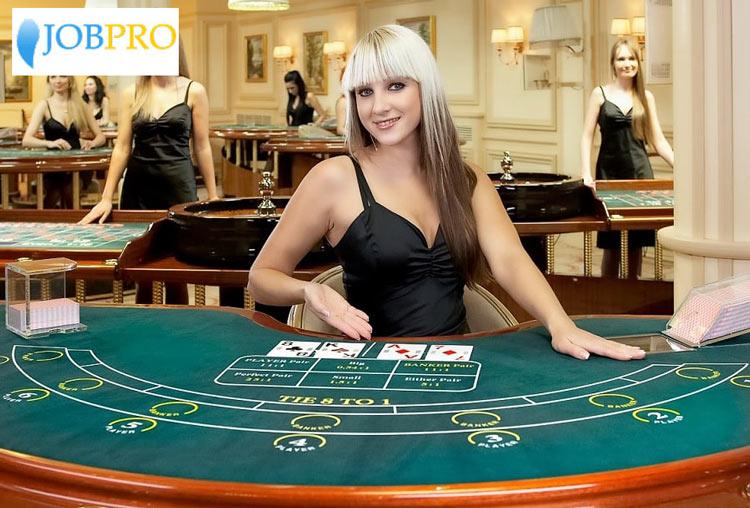 Dealer trong Sòng bài
