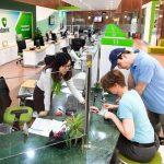 Giờ làm việc của Vietcombank