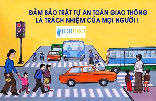 Tranh an toàn giao thông lớp 7 2