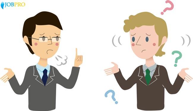 Vấn đề về giao tiếp