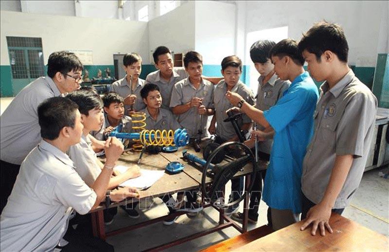 Cơ hội Giáo dục nghề nghiệp