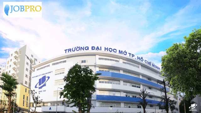 Đại Học Mở TP.Hồ Chí Minh
