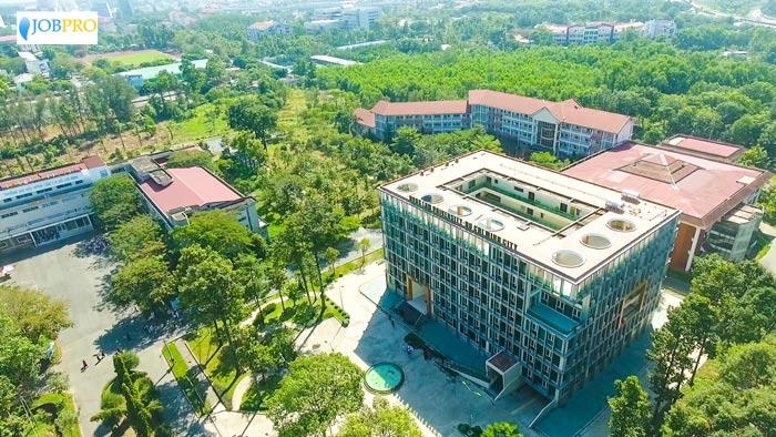 Đại học Nông Lâm TP HCM