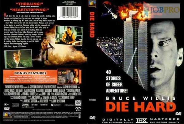 Die Hard - Đương đầu với thử thách 1988