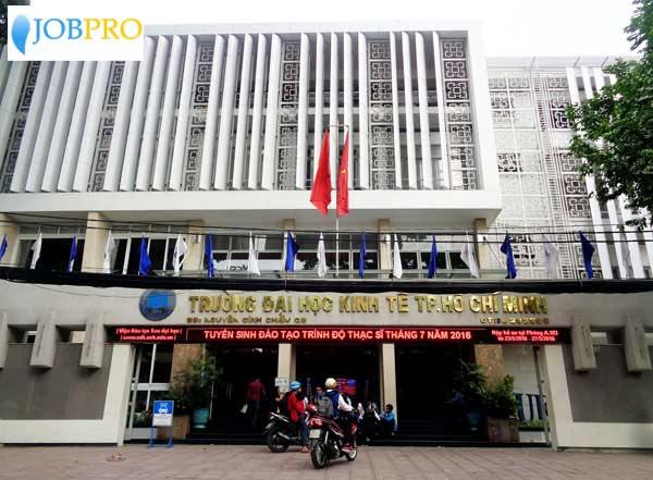 Học phí Chương trình chuẩn Đại học Kinh Tế TP.HCM