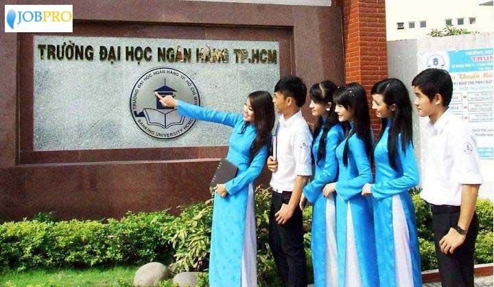 Học phí Đại Học Ngân Hàng TP.Hồ Chí Minh năm học 2020-2021