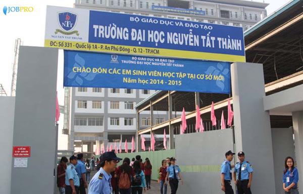 Học phí Đại học Nguyễn Tất Thành năm học 2020-2021