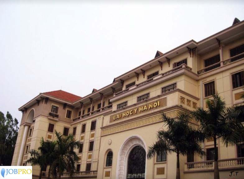 Học phí Điểm chuẩn của Đại học Y Hà Nội