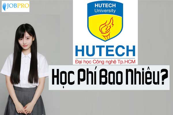 Học phí Trường Đại học HUTECH