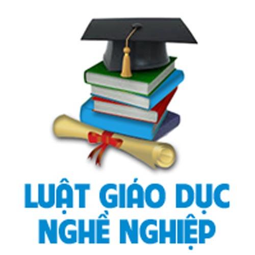 Mục tiêu của giáo dục nghề nghiệp