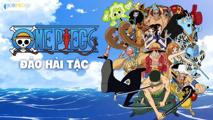 One Piece – Vua Hải Tặc
