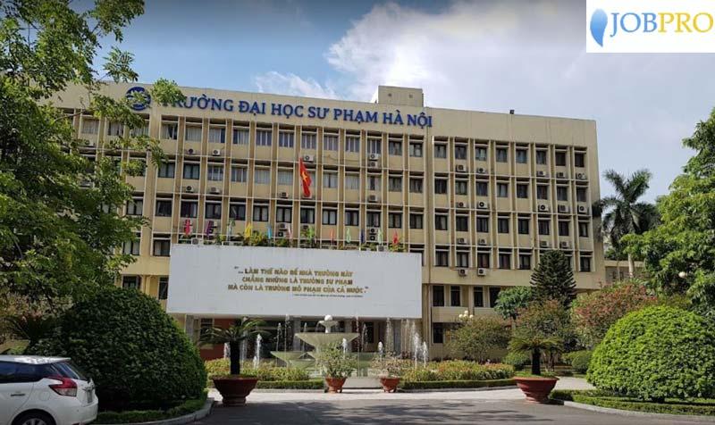 Học phí đại học Sư Phạm Hà Nội