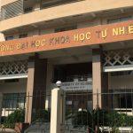 Đại học khoa học tự nhiên - ĐHQG TPHCM