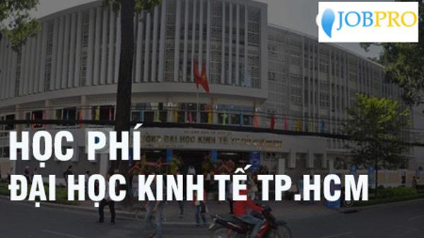 Học phí Đại học Kinh tế TP HCM 2021