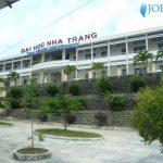 Học phí trường Đại học Nha Trang