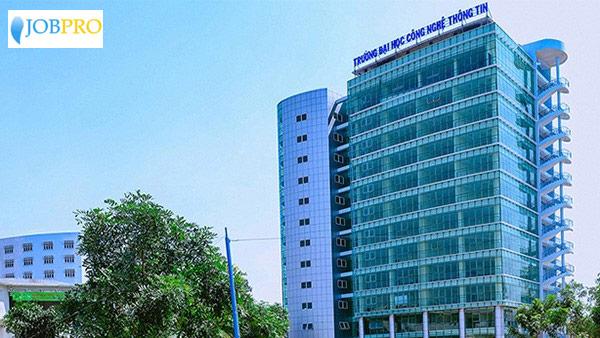 Trường Đại học Công nghệ Thông tin - ĐH Quốc gia TP.HCM